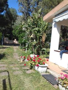 """Photo for Quaint Holiday Home """"Villetta Torre de Stelle"""" with Air Conditioning, Garden & Terrace; Pets Allowed, Parking Available"""