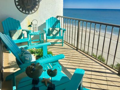 Photo for PERFECT for Picky People! Fabulous OCEANFRONT! Steps to Beach! 6th Floor Beauty!