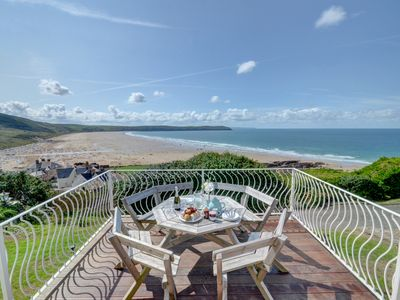 Photo for 4BR House Vacation Rental in Woolacombe