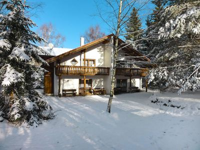 Photo for Vacation home Haushälfte Birke (BIM108) in Bischofsmais - 7 persons, 3 bedrooms