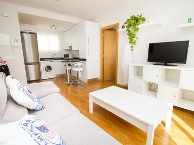 Photo for Summer Apartment next to the beach (C55)