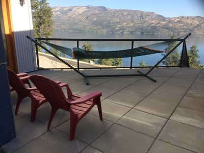 Photo for Private, heart stopping lake/mountain view, hot tub, perfect couples get away.
