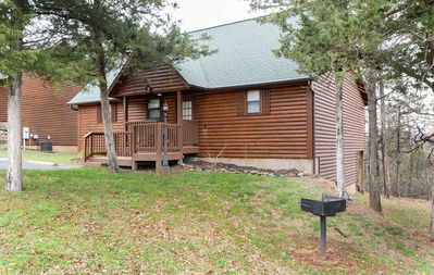Welcome home! You'll love what this solid log cabin has to offer!