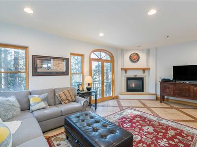 Photo for Bring the Family! 3-Bedroom Mountainside Condo in Mountain Village