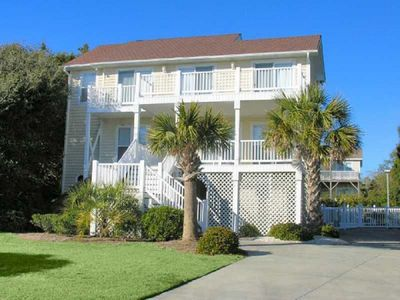 Photo for ☀️ Family Beach Getaway~Private Pool~Updated w/Coastal Vibe-Ocean Views~King Bed