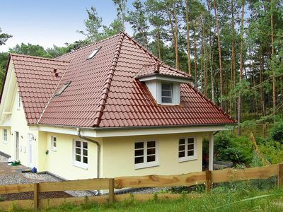 Photo for Semi-detached house Dünenhaus I, Trassenheide  in Usedom - 7 persons, 3 bedrooms