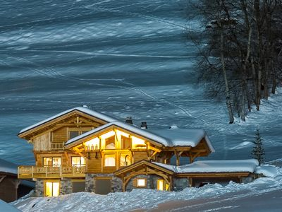 Photo for Beautiful prestige chalet for 18 people - WIFI