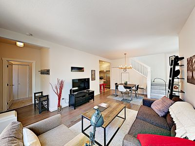 Photo for 2BR/1BA Hip & Fun Capitol Hill Flat—Walk to Dining & Attractions