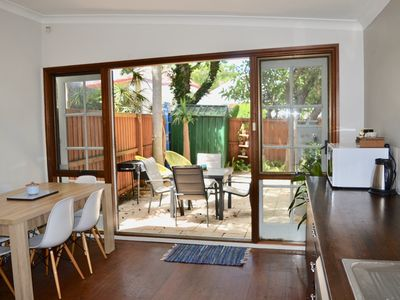 Photo for Beautiful 2 bed, 1 bath house Rozelle / Balmain