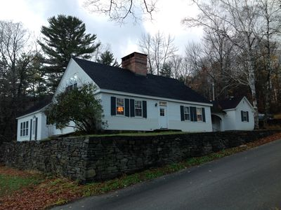 Photo for Historic Farm House With Mountain Views Near Woodstock And Killington