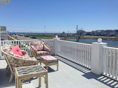 Photo for 1BR Apartment Vacation Rental in Belmar, New Jersey