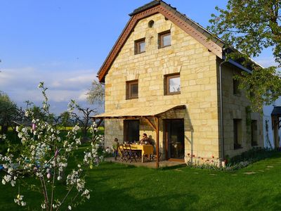 Charming traditional house in the Bohemian Paradise (Unesco) 45 min. from Prague
