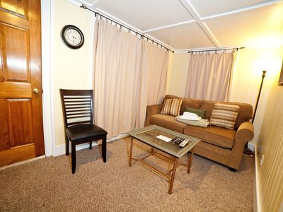 Photo for Tybee Island Studio Suite near Beach and Attractions w/ WiFi & Free Parking