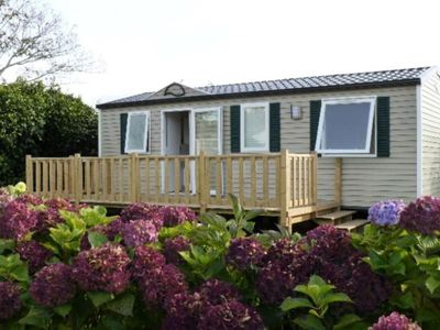Photo for Camping Domaine De Bel Air ***** - Mobilhome for 7 People