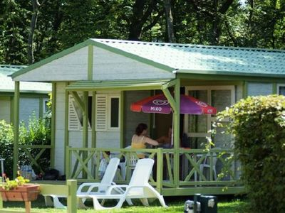 Photo for Camping Lac de Panthier **** - mobile home 5 people - 4/5 places (between 0 and 5 years)