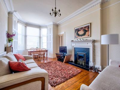 Photo for Lovely and Spacious 2BR Home on Comiston Road