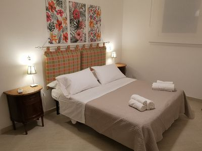 Photo for L'AGAPANTO - Apartment 4 beds - WiFi, Air Conditioning, Garden -