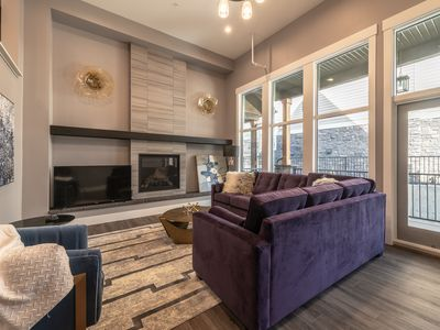Photo for 2850 SQF ALL NEW STUNNING MOUNTAIN VIEW TOWNHOUSE #11:4BR+4.5BTH FOR 12 NEAR ALL