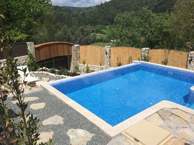Photo for Delightful Private Villa, Stunning Views over Private Pool. Nr Akyaka Beach