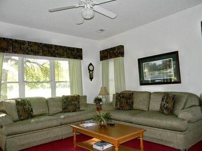 Photo for CV25D - Fairway villa located on Sea Trail Maples Golf Course