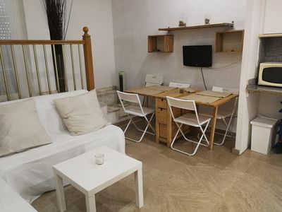 Photo for Vacation rental Arenys de Mar. First sea line.
