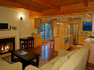Photo for 5th Ave - West Shore Cozy Cabin w/ Hot Tub - Sleeps 8 - From $250/nt