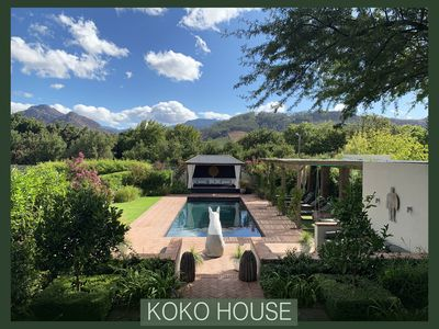 Photo for SPACIOUS & LUXURIOUS PRIVATE HOME ⏐ 4  STUNNING EN-SUITES ⏐ GARDENS & POOL