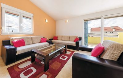 Photo for Apartment in the center of Podstrana with Internet, Air conditioning, Parking, Terrace (349842)