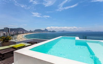 Photo for Luxury 3BR Penthouse in Copacabana
