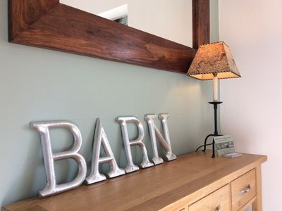 Photo for Birch Tree Barn  Abergavenny...On the border of the Brecon Beacons