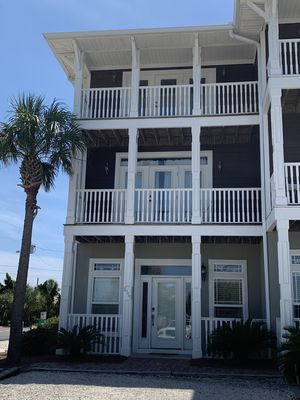 Photo for Luxury Beach House w/Private Pool, Ocean View & only 100 yards to beach