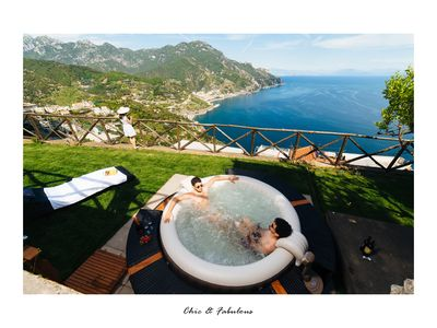 Photo for Villa Sea View, Ravello - Amalfi Coast - Italy