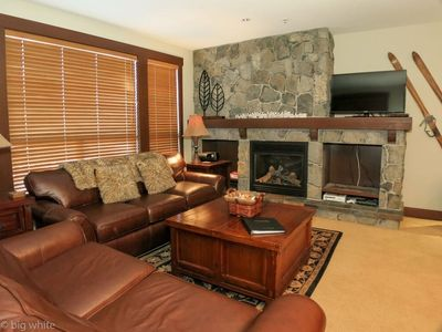 Photo for Big White Stonegate Resort Fabulous 1 Bed Condo with Private Hot Tub