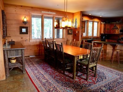 Photo for 5BR Lodge Vacation Rental in Thompson, Pennsylvania