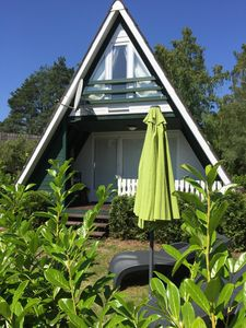 Photo for Holiday home in a sunny location and stunning views of the Palatinate Forest