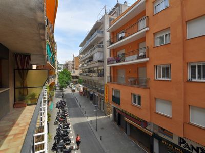 Photo for Apartment located 7 minutes away walking from the sea, in the centre of Lloret