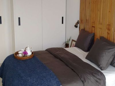 Photo for 2 bedroom Villa, sleeps 4 in Famara with Pool and WiFi