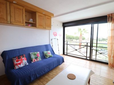 Photo for Studio double well equipped cabin - swimming pool - parking