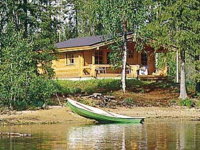 Photo for Vacation home Lahdenpohja in Kaavi - 4 persons, 2 bedrooms