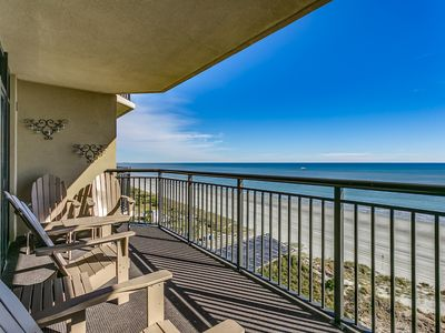 Large Oceanfront 3 Bed Condo (11th Floor) - by Luxury Beach Rentals
