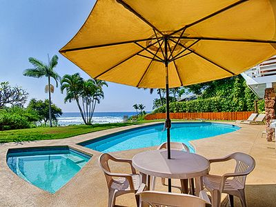 Photo for STUNNING LOCATION ONLY 200' FROM WATERS EDGE! ON PRISTINE HE'EIA BAY!