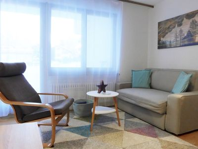 Photo for Beautiful apartment for 2 guests with WIFI and TV