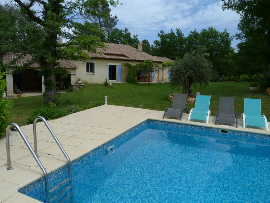 Fayence / Charming House / Full Nature / 4 bedrooms / Large Pool ...