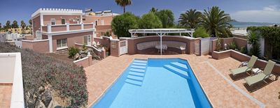 Casa SOL Y WIND and swimming pool