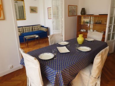 Photo for 2 bedroom Apartment, sleeps 4 in Nice with WiFi
