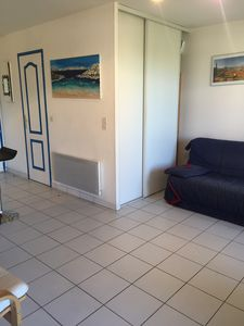 Photo for Duplex apartment for 6 people + private parking