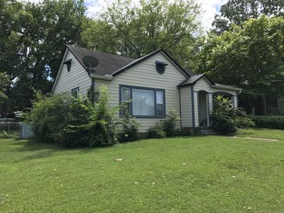 Photo for Hot Springs Highland Park House 1.5 miles  to downtown!