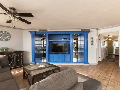 Photo for LAST MINUTE DEALS  IN OUR 3BD/3BA OCEAN FRONT CONDO ***BEACH SERVICE INCLD.***