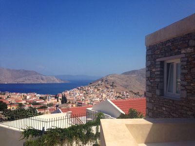 "Photo for MUSEUM HOUSE SYMI ISLAND ""TOWER"""