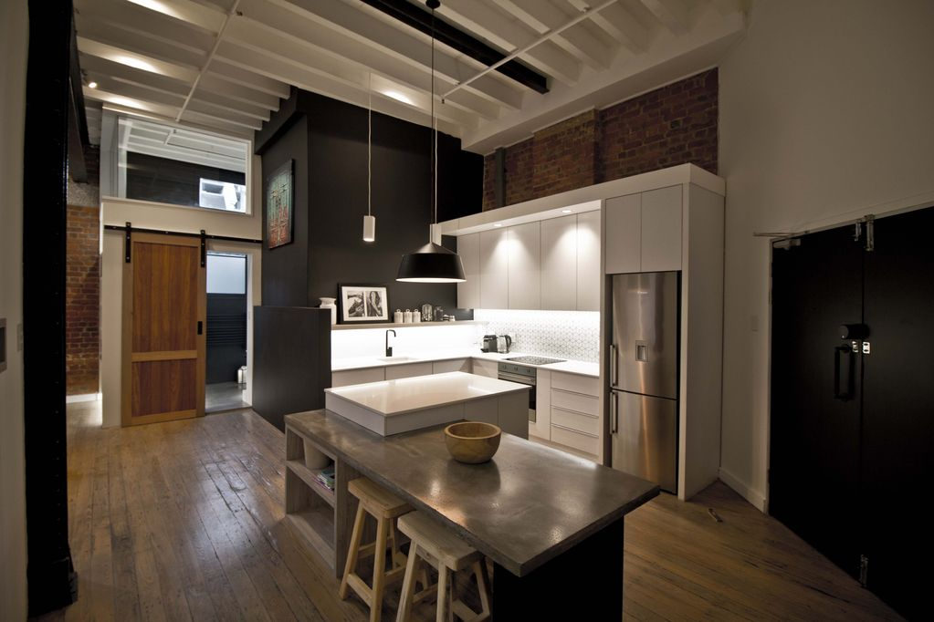 Trendy New York Style Apartment In Cape Town Cbd
